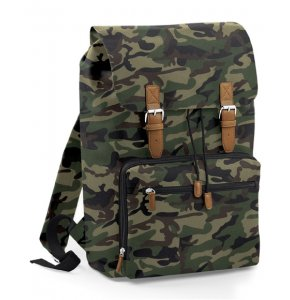 image of CAMO-613S  Vintage Laptop Backpack