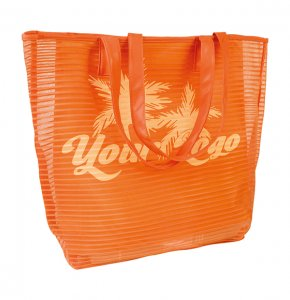 image of EB-17140S  Mesh Beach Bag