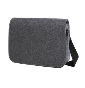 image of FEL-3066S  Felt Messenger Bag