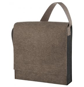 image of FEL-7788S  Felt Flap Over Bag