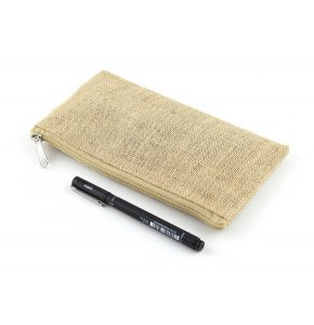 image of JU-350S  Jute Pencil Case