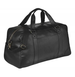 image of LE-400S  Leather-Look Overnight Holdall