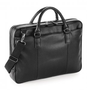 image of LT-892S  Leather-Look Laptop Bag