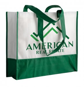 image of NW-14110S  Non-Woven Beach Bag