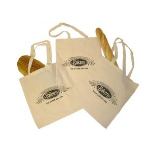 image of CA-105S  Cotton Shopping Bag