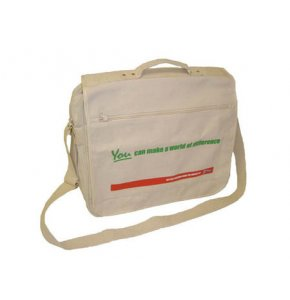 image of CA-641  Natural Canvas Conference Bag