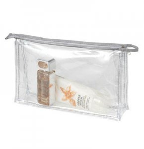 image of CL-151S  Zip Top Clear Bag