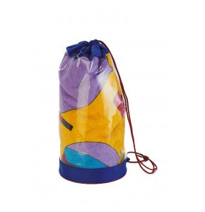 image of CL-100  Clear Beach Duffle Bag
