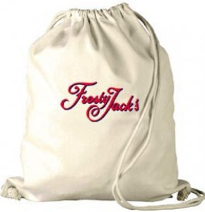 image of CA-563S  Drawstring Backpack