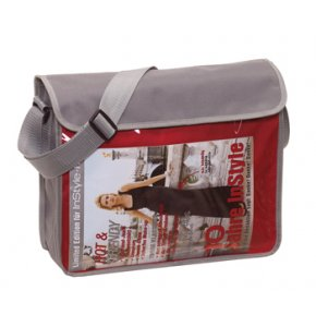 image of DIS-4535S  A4 Leaflet Display Bag