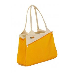 image of EB-653  Zip Top Tote Bag