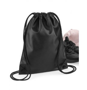 image of LE-563S  Leather-Look Gym Sack