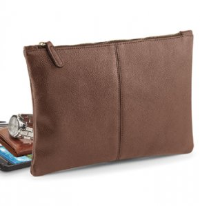 image of LE-889S  Leather-Look Accessory Pouch