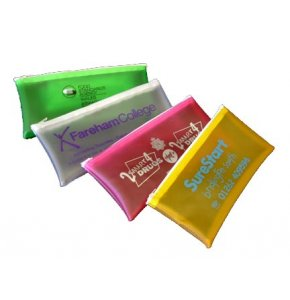 image of PC-302  Frosted PVC Pencil Case