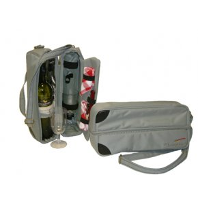 image of PB-213  Wine Cool Bag With Glasses