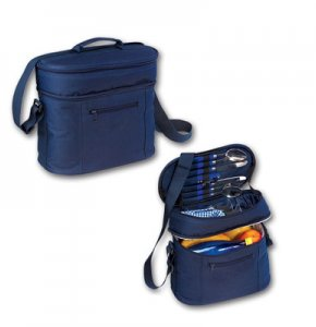 image of PB-215S  Two Person Picnic And Coolbag