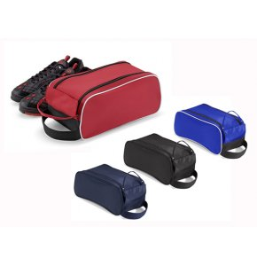 image of SH-076S  Double Zip Shoe Bag