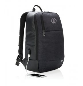 image of USB-2151S  Laptop Backpack With USB Port