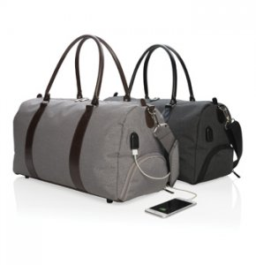 image of USB-7051S  Travel Holdall With USB Output