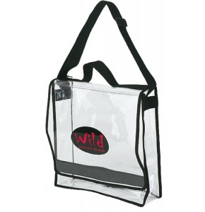 image of CL-422  Clear PVC Record Bag