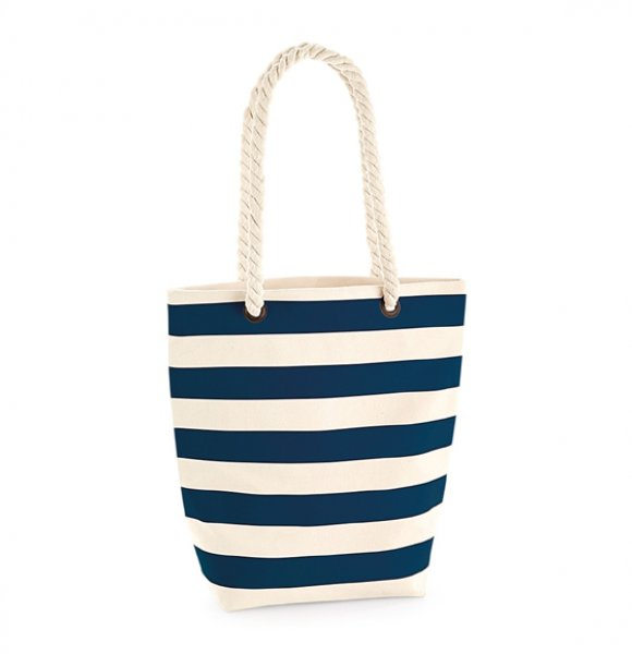 CA-685S  Cotton Tote Beach Bag Image 0of 3