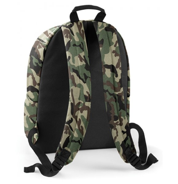 CAMO-175S  Camo Backpack Image 1of 3