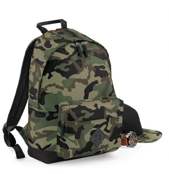 CAMO-175S  Camo Backpack Image 0of 3