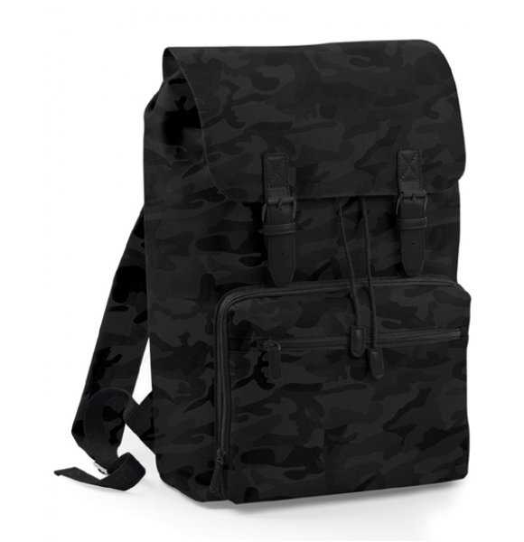 CAMO-613S  Vintage Laptop Backpack Image 1of 2