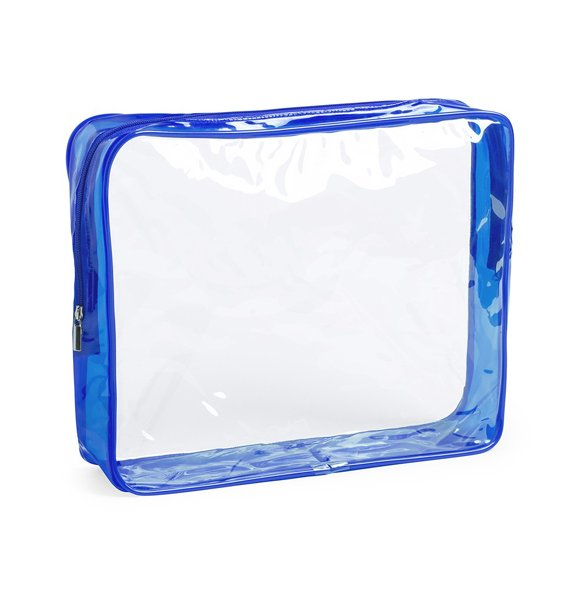 CL-5933S  Clear Cosmetic Pouch Image 3of 6
