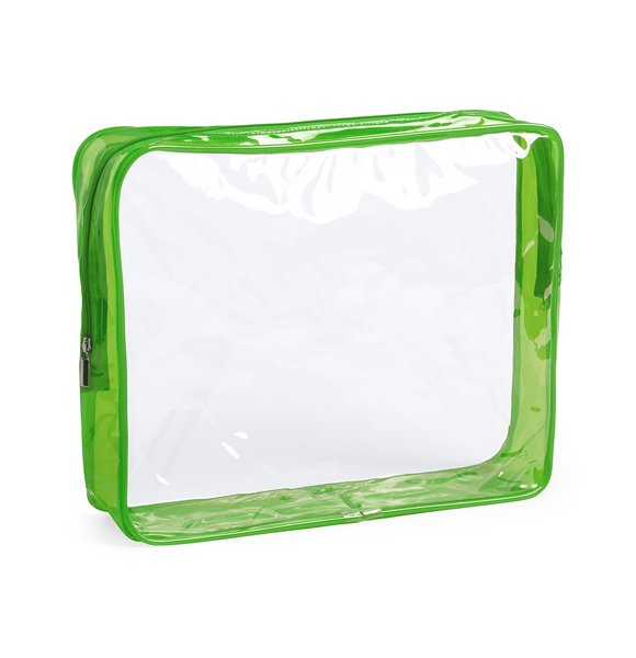 CL-5933S  Clear Cosmetic Pouch Image 2of 6
