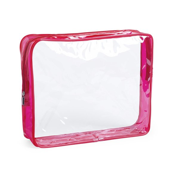 CL-5933S  Clear Cosmetic Pouch Image 4of 6