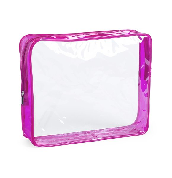 CL-5933S  Clear Cosmetic Pouch Image 0of 6