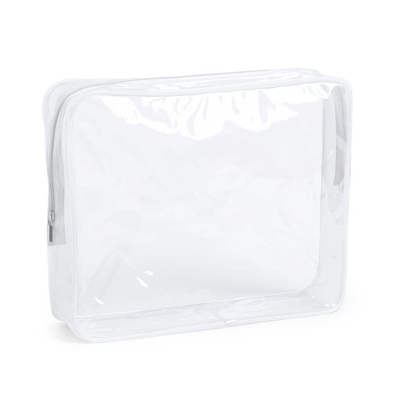 CL-5933S  Clear Cosmetic Pouch Image 5of 6