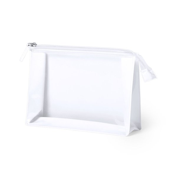 CLW-6160S  Clear Beauty Bag Image 5of 6