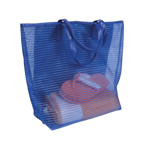 EB-17140S  Mesh Beach Bag Image 2of 6