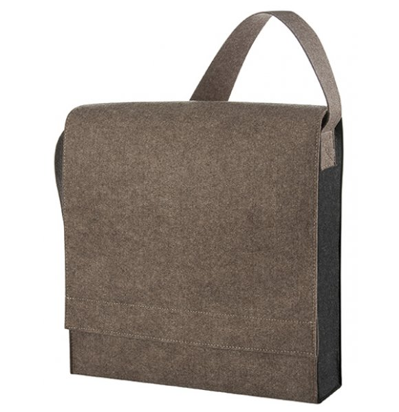FEL-7788S  Felt Flap Over Bag Image 0of 4