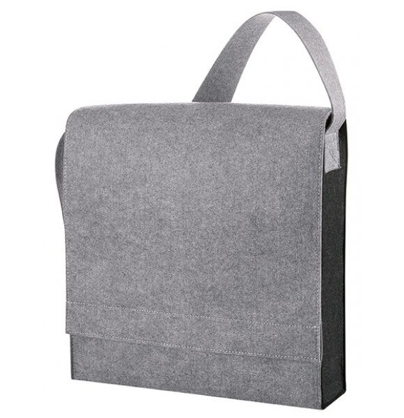 FEL-7788S  Felt Flap Over Bag Image 1of 4