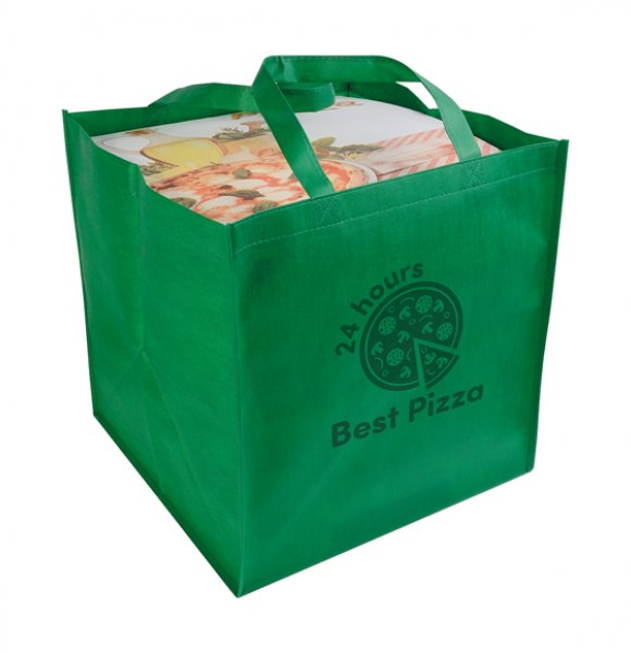 NW-18105S  Pizza Carry Bag Image 2of 4