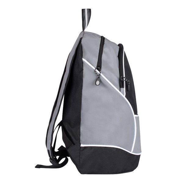RS-40164S  Reflective Backpack Image 1of 5