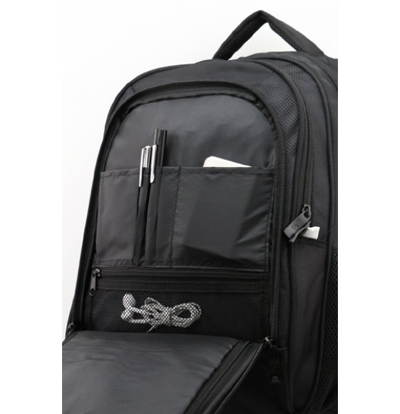 RS-5818S  Executive Laptop Backpack Image 3of 6
