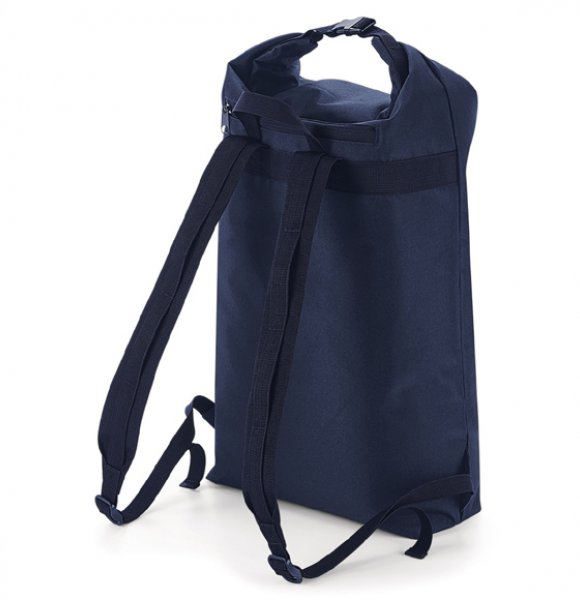 RT-115S  Roll-Top City Rucksack Image 1of 5
