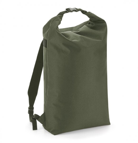 RT-115S  Roll-Top City Rucksack Image 3of 5