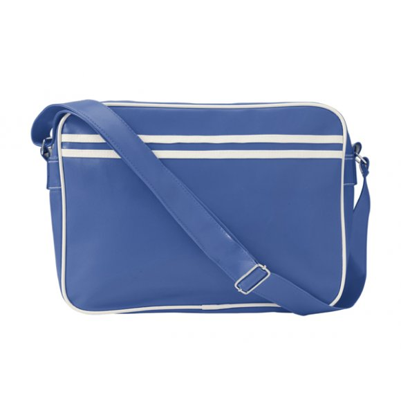 RV-7670S  PVC Messenger Bag Image 1of 4