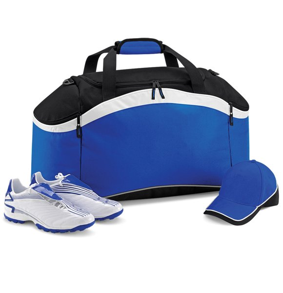 SB-572S  Teamwear Sports Holdall Image 3of 8