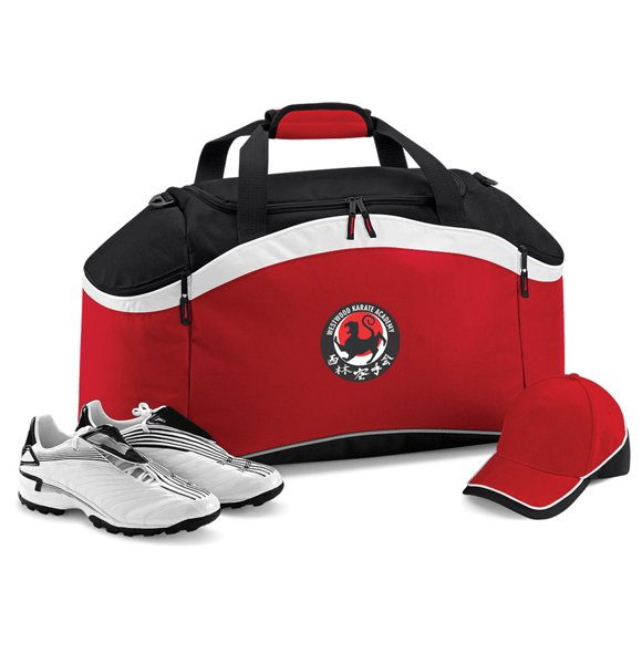 SB-572S  Teamwear Sports Holdall Image 0of 8