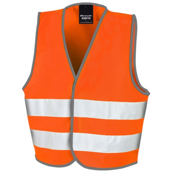 SV-200S  Hi-Vis Child Safety Vest Image 1of 3