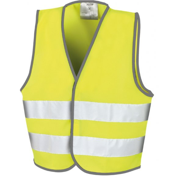 SV-200S  Hi-Vis Child Safety Vest Image 0of 3