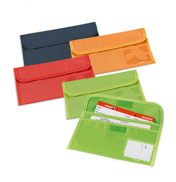 TW-92132S  Travel Document Wallet Image 0of 5