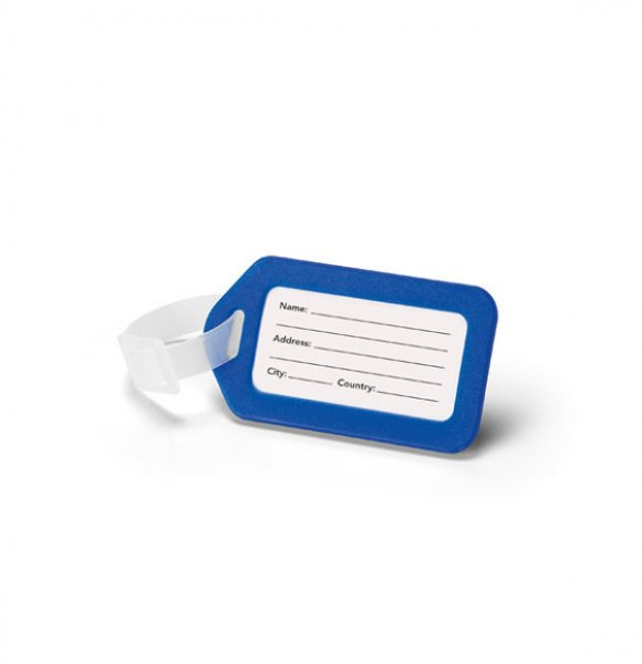 TW-98124  Luggage Tag Image 4of 6