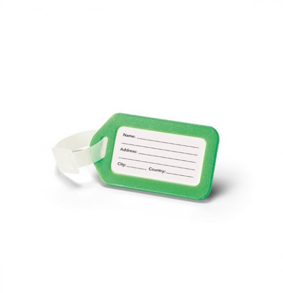 TW-98124  Luggage Tag Image 3of 6